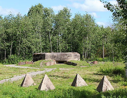 Museum Pillbox